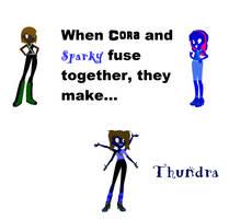 E6 Fusion Thundra by november123456789066