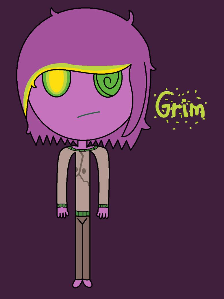 Pokemon Team Platinum: Grim by november123456789066