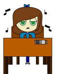 Madison Hypnotized by music by november123456789066