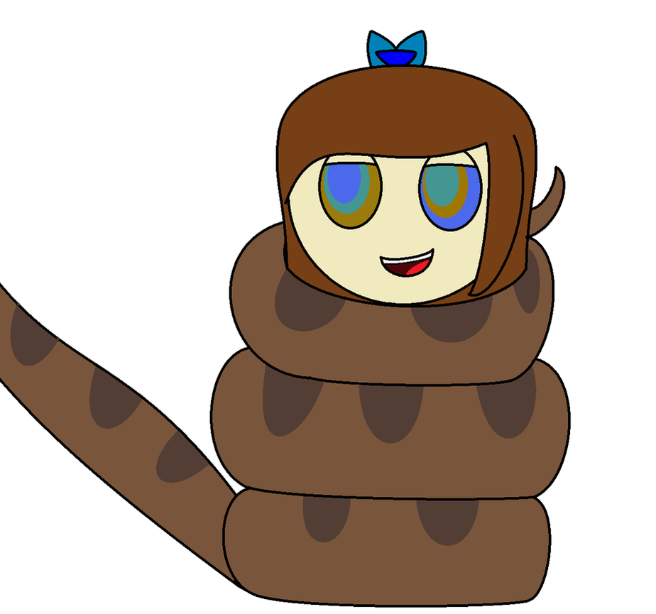 Madison and a certain snake by november123456789066