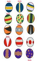 Serpentine Egg Adopts by november123456789066