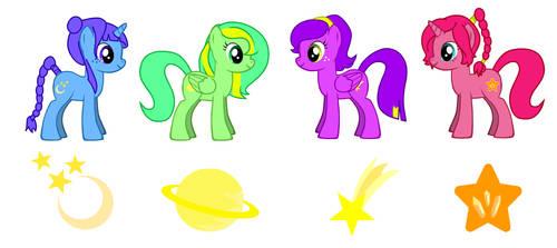 Mlp: Star Ponies by november123456789066