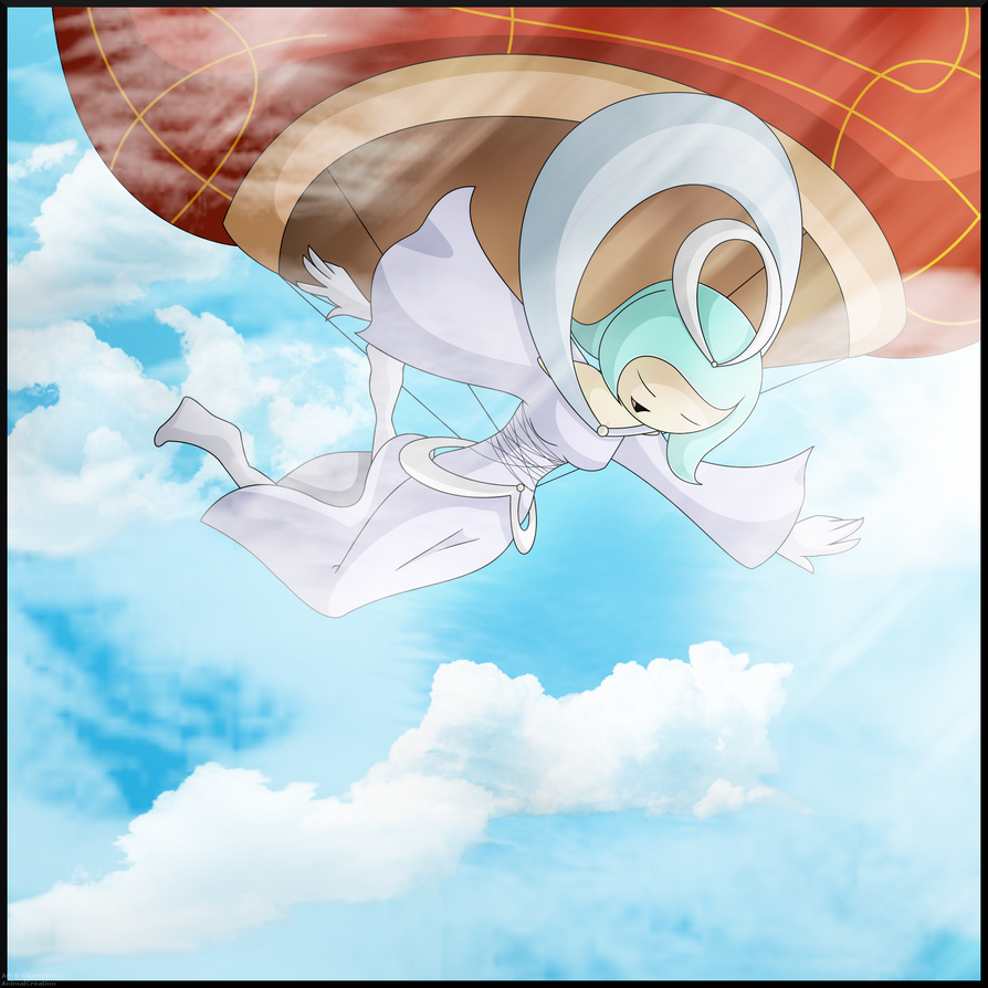 SSP - R#4-1 - Light and Weightless - Susie 2015 by AnimalCreation