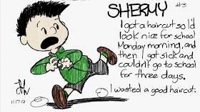 shermy quote