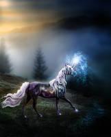 Magic by foxyfirewings