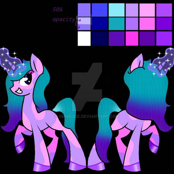Unicorn Adoptable *OPEN* by Omneque