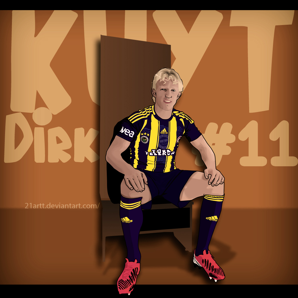 Dirk Kuyt Fenerbahçe