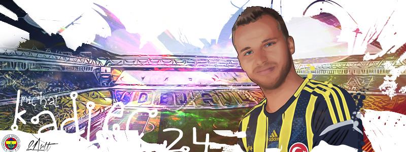 Michal Kadlec - Fenerbahce by 21Artt