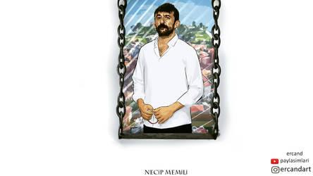 Necip Memili Wallpaper by 21Artt