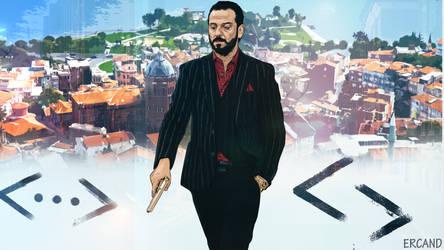 Erkan Kolcak Kostendil by 21Artt