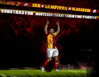 Fernando Francisco Reges | Fernando  | Galatasaray by 21Artt