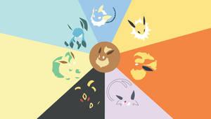 Eeveelutions Wallpaper