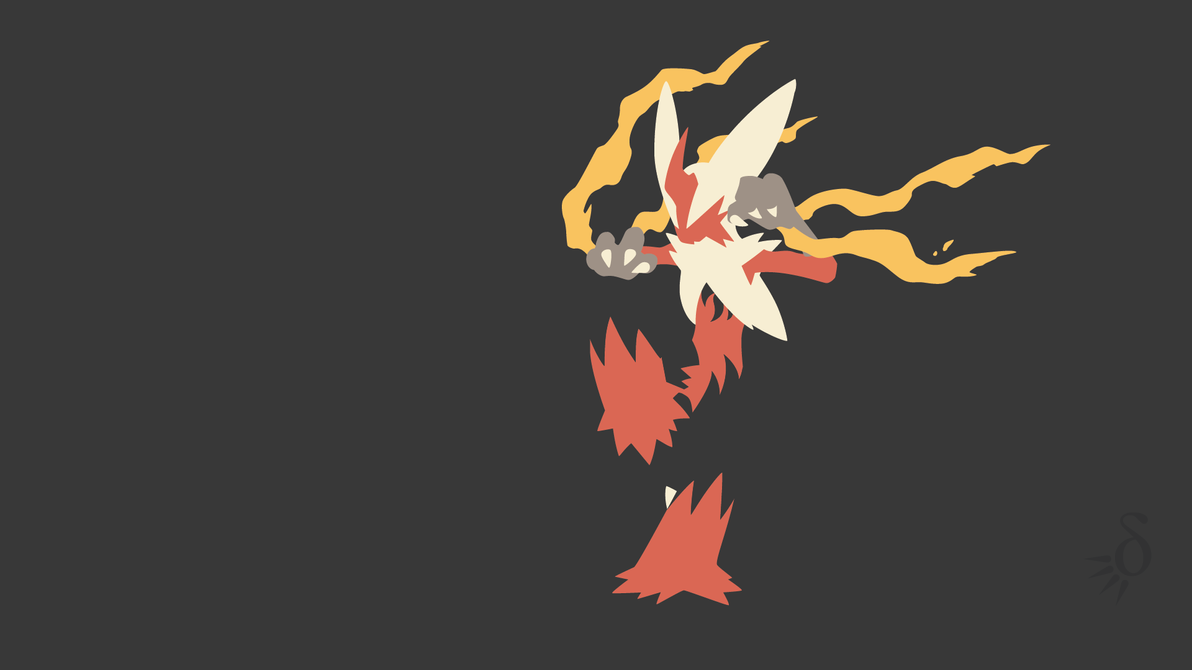 Mega Blaziken By Krukmeister On Deviantart