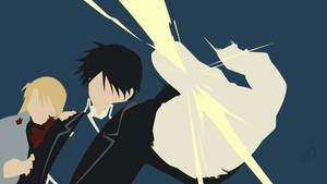 [Request] FMA - Roy Mustang and Riza Hawkeye