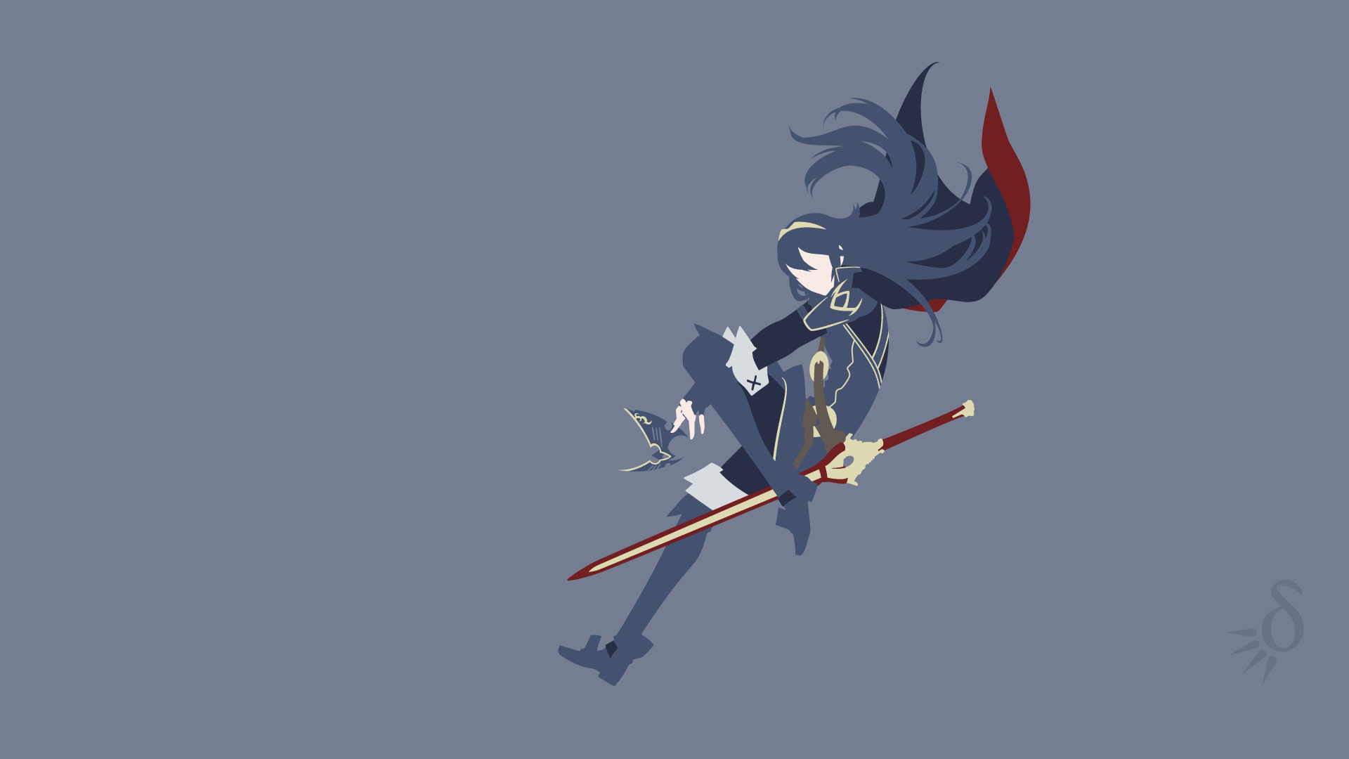 Fire Emblem Awakening Lucina By Krukmeister On Deviantart