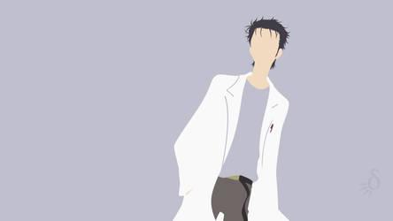 [Request] Steins Gate - Okabe Rintarou by Krukmeister