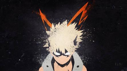 Boku no Hero Academia - Bakugo Kastuki