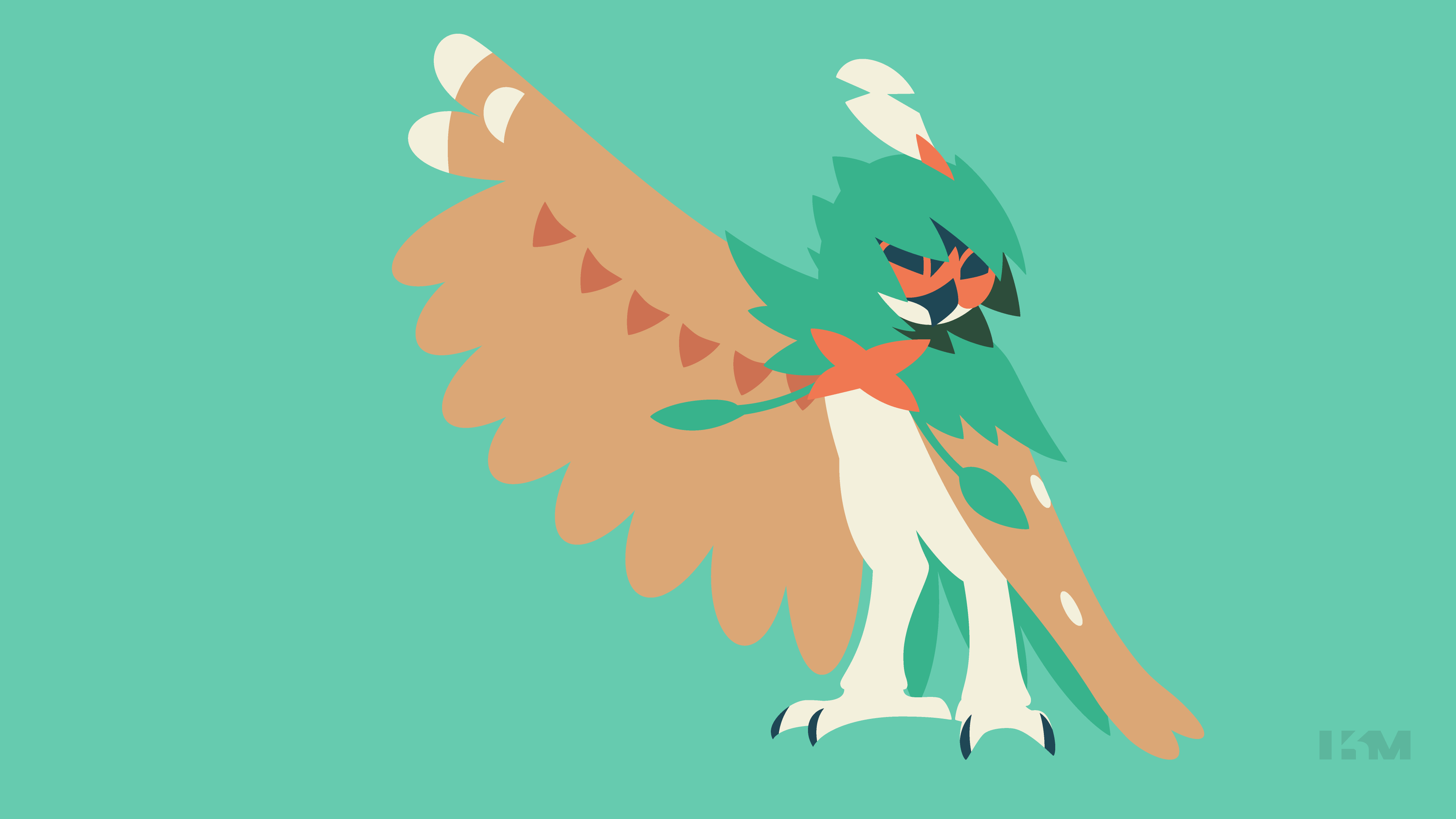 Decidueye By Krukmeister On Deviantart