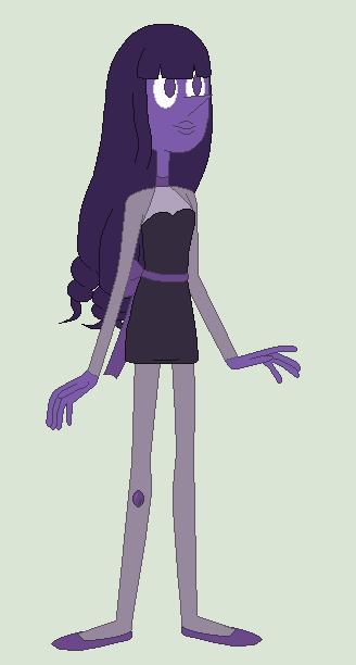 Dark purple pearl adopt by itachiadopts
