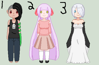 Adopts 1/3 OPEN by itachiadopts