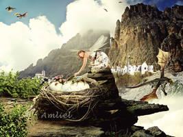 Dragon Born by Amliel