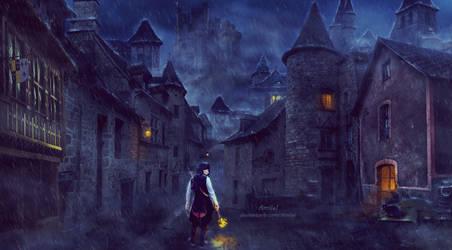 Assassin's Town