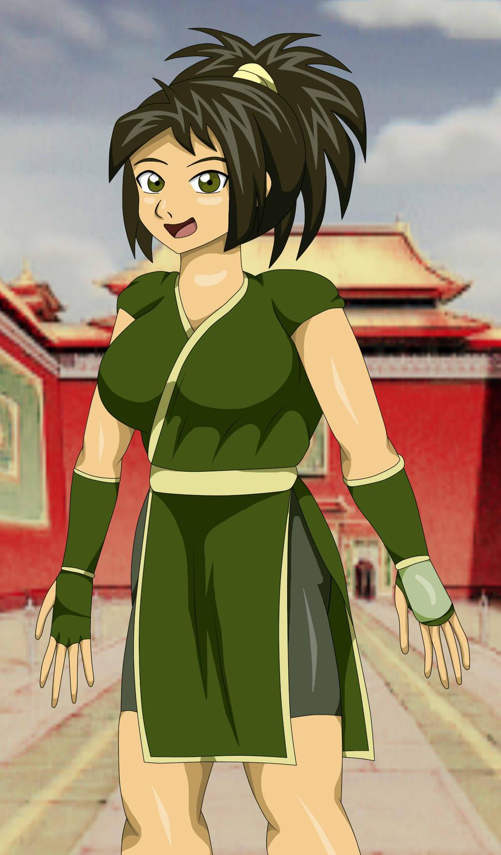 Avatar The Last Airbender Jin