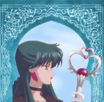 Sailor Moon Crystal - Pluto Avatar by Polarnacht