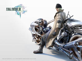 Final Fantasy 13 wallpaper 2