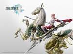Final Fantasy 13 wallpaper 4