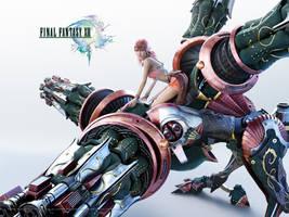 Final Fantasy 13 wallpaper 9 by wtevans