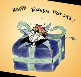 Jack - Birthday Gift by CookieMetal