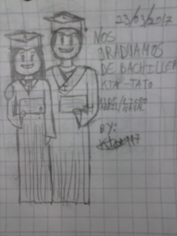 GRADUADOS!! YEAH!! by Krystal-1997