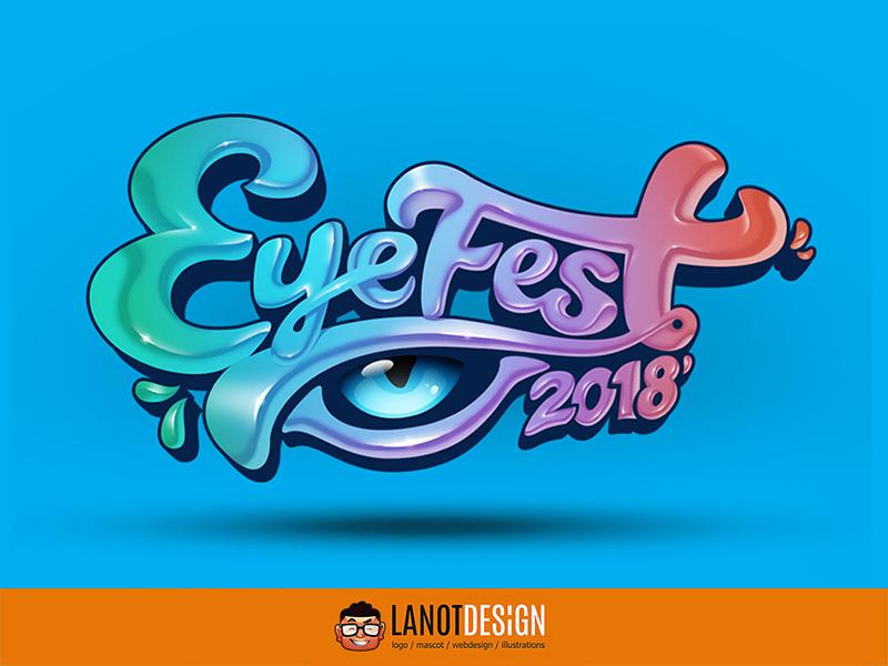 EyeFest 2018 by LanotDesign