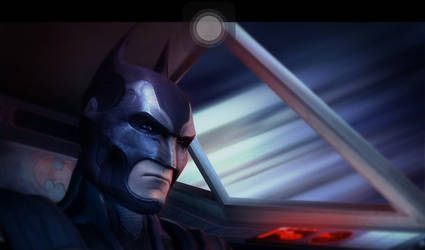 Injustice Gods Amoung Us Batman by Ninakazama360