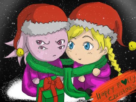 Happy Xmas! by Starebelle