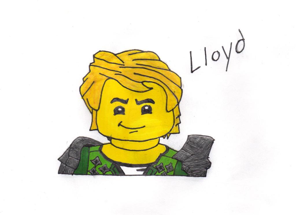 Lego Ninjago Lloyd 2 By 1894178 Ninjago Wallpaper Google
