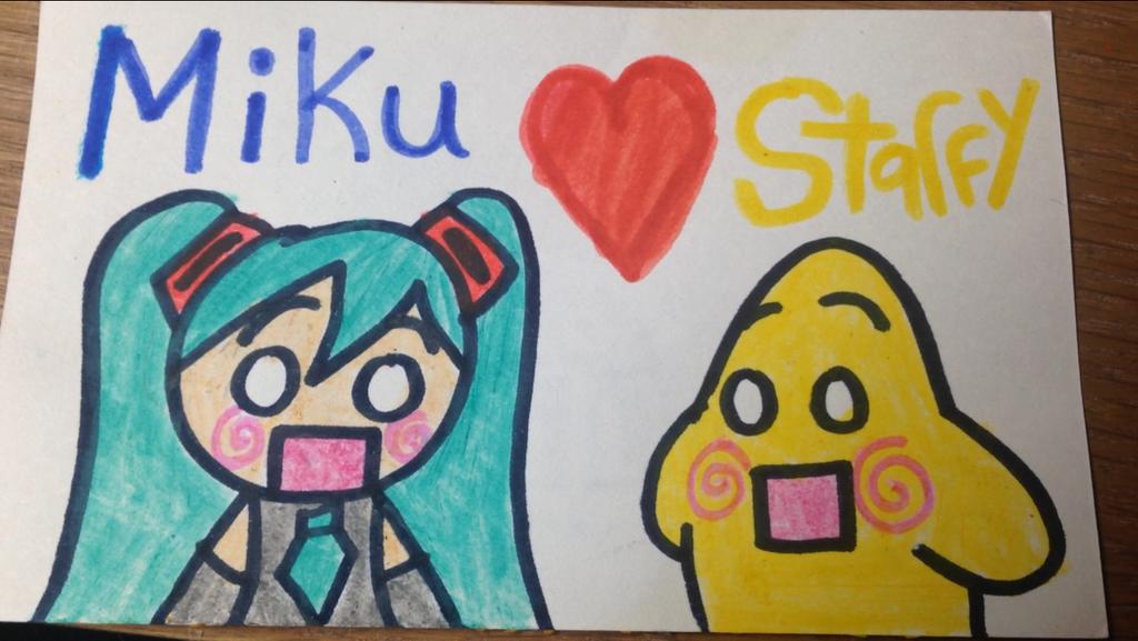 Starfiku 3 by SuperStarfy2002