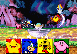 Super Smash Bros. GBA by SuperStarfy2002