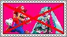 Anti-Mario x Miku Stamp 2 by SuperStarfy2002