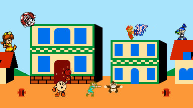 Super Smash Bros. NES 2