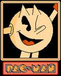 FCF Mugshot Mockup Pac-Man