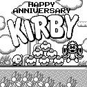 Happy Anniversary Kirby