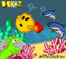 Pac-Man World 2 Redraw