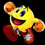 Party Pac-Man SSBU Render (Edit)
