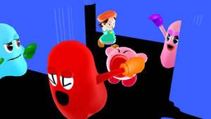 Nightmare in Pac-Man's Park (Pac-Maze)