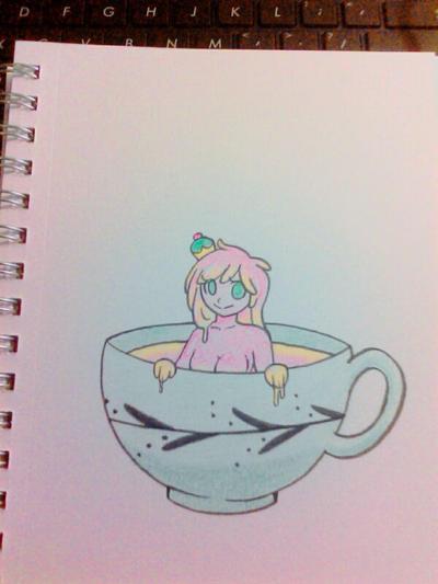 Slime Girl by 4-29