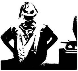 Scarecrow by Hermit-cz