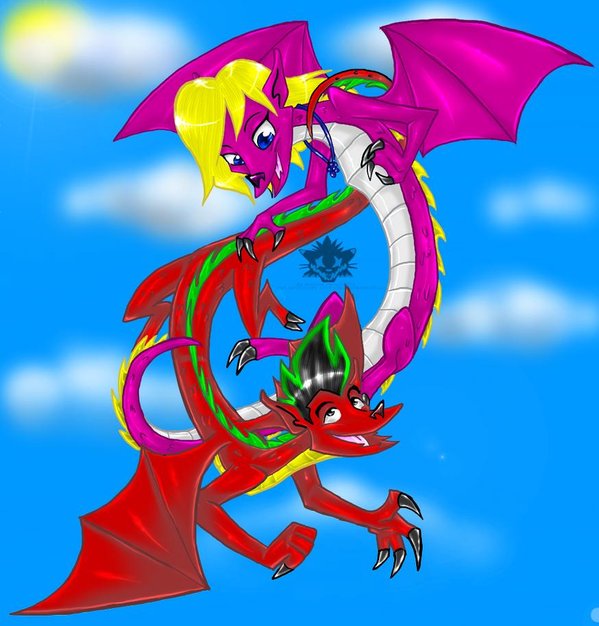File Rose American Dragon Jake Long