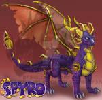 -+SPYRO+- by shaloneSK